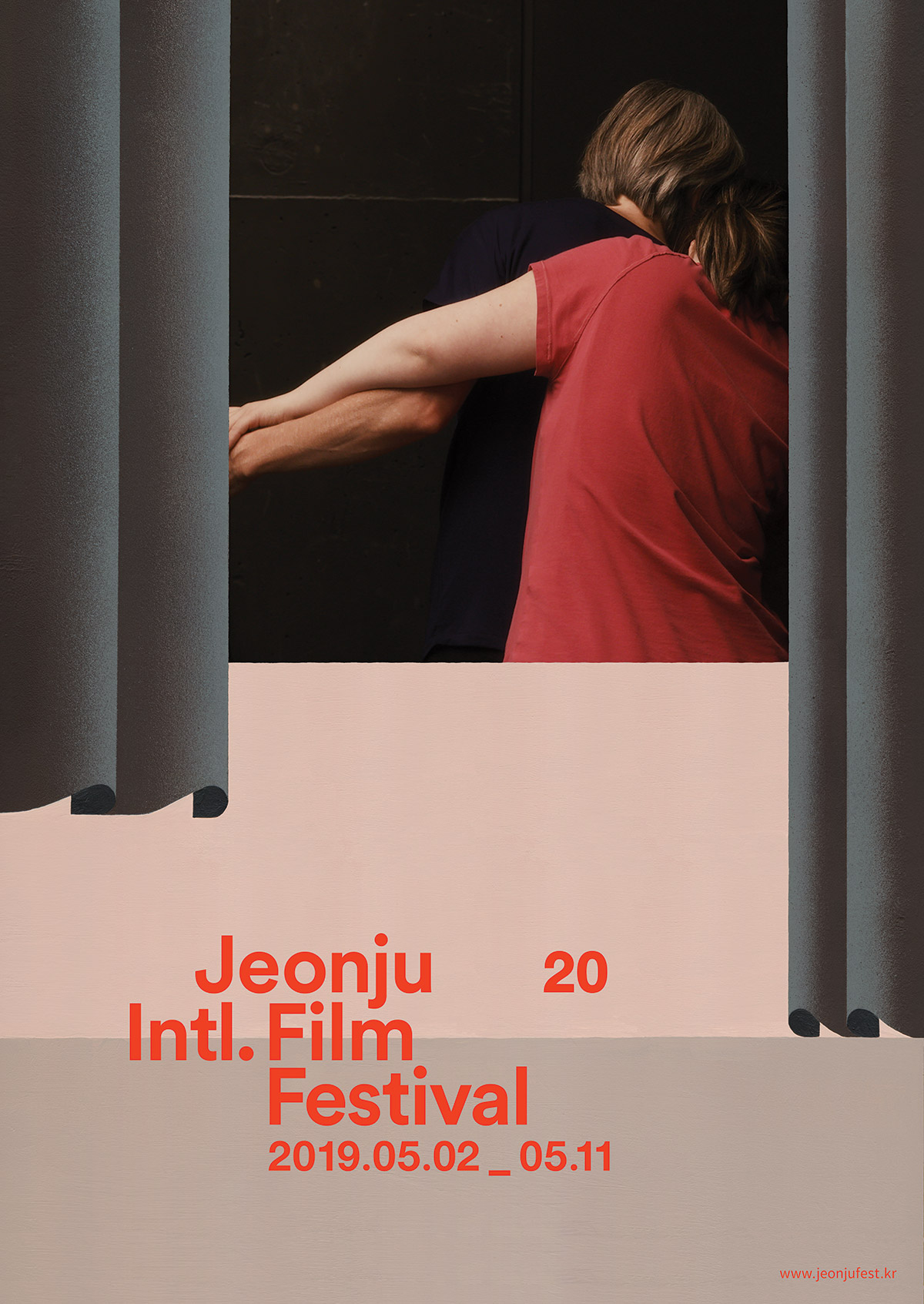 Jeong Hwa Min Jeonju Intl.Film Festival official Trailer and Posters